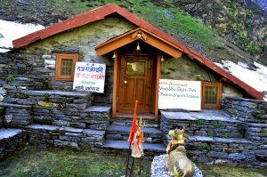 Baba Dharmanand Cave - Pindari Glacier Trek