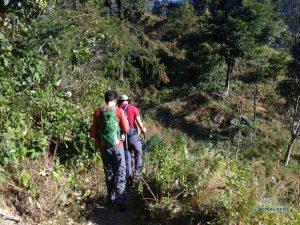 Kujapuri Trek – A Day Trek in Rishikesh