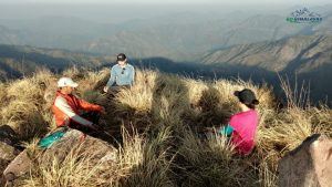 Dashrath Ka Danda Trek - A 360 degree view
