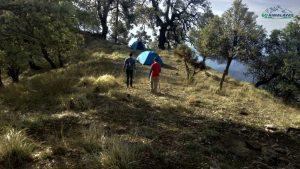 Dashrath Ka Danda Trek - A 360 degree view