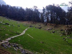 Kham Bugyal Kedarnath vasuki tal trek