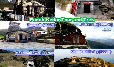 Panch Kedar Trek and Tour
