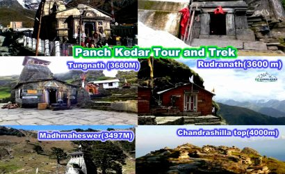Panch Kedar Trek and Tour