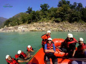 Rishikesh Rafting and Camping adventure in Rishikesh