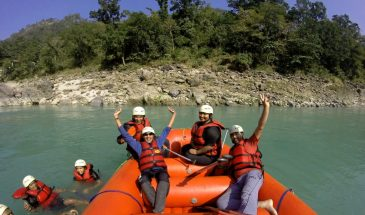 Chopta-Auli-Rishikesh Adventure Tour
