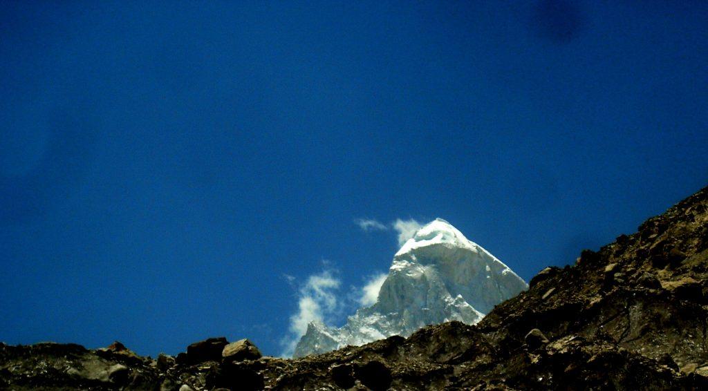 Shivling Peak Expedition