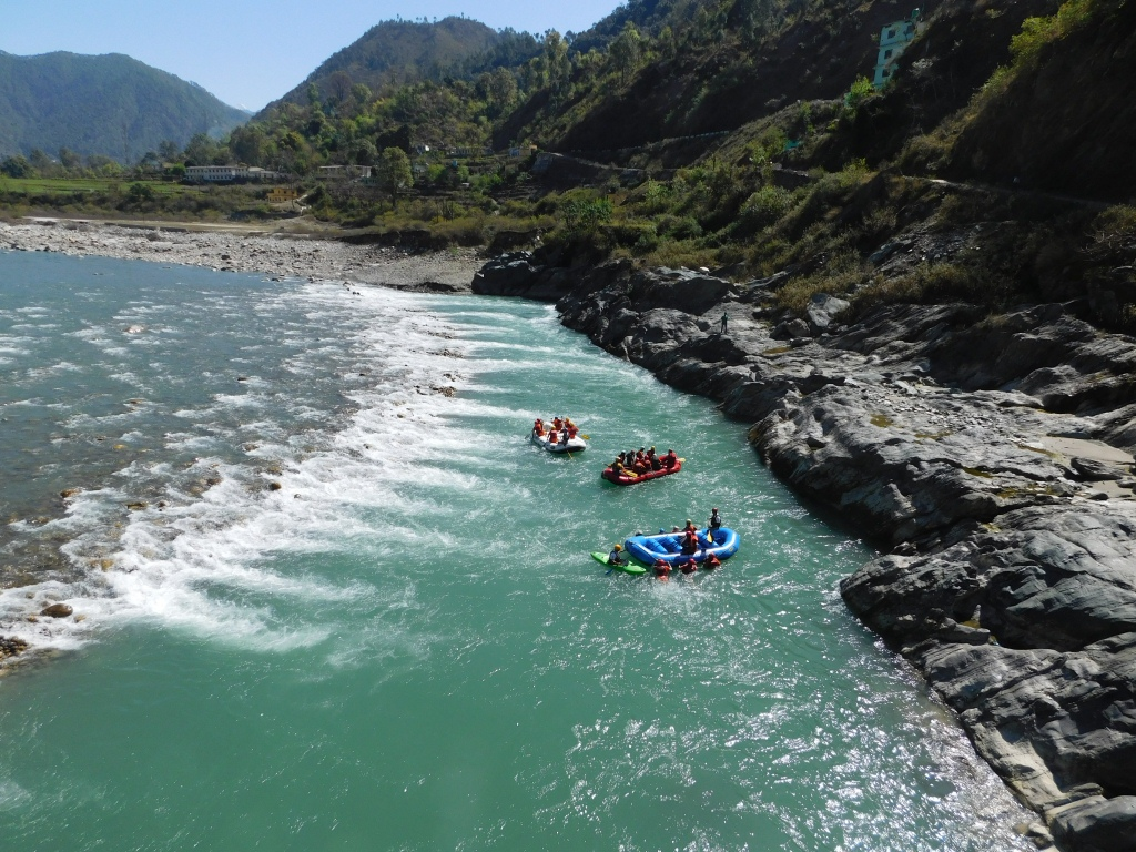 River Rafting Expedition