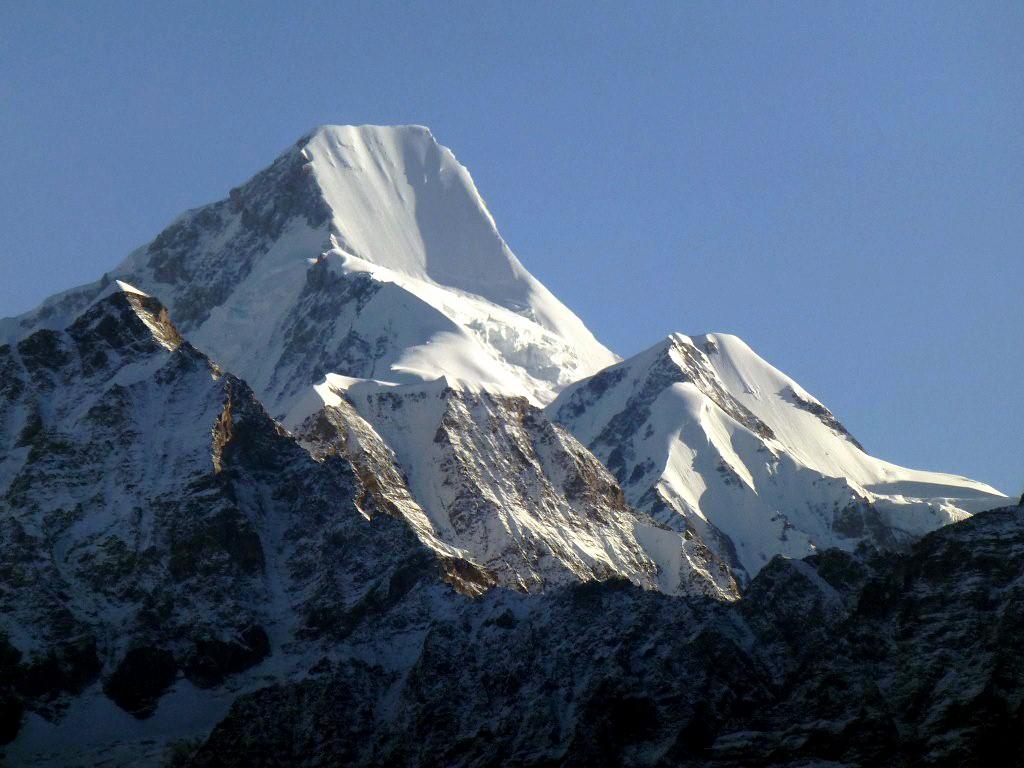 Mt. Nanda kot Expedition