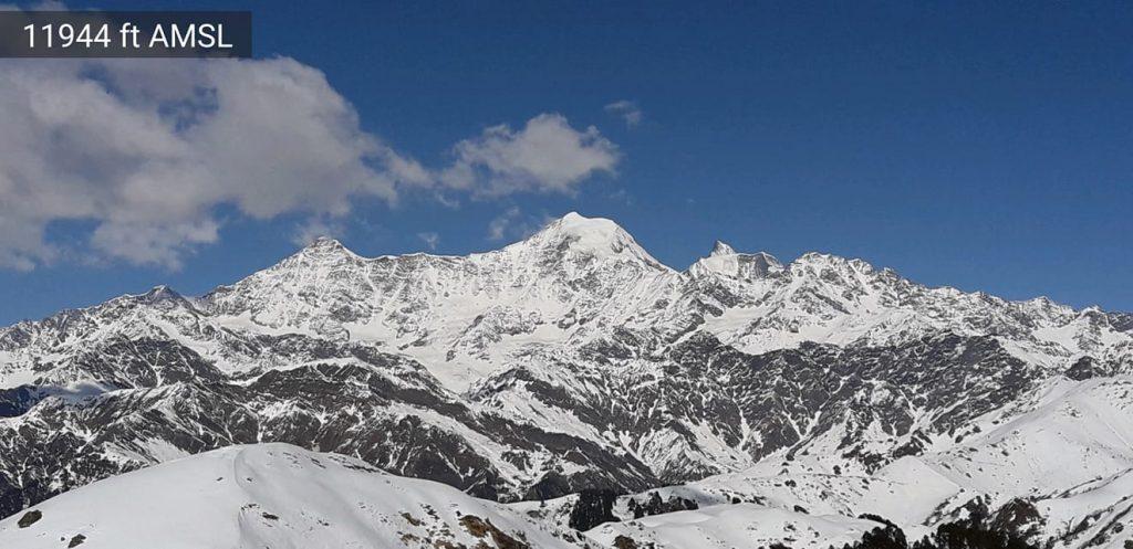 Black peak(Kalanag) Expedition