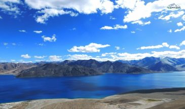 Pangong Lake - Ladakh Tour