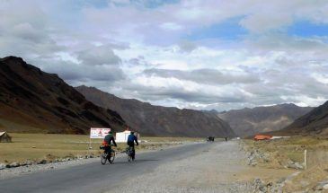 Manali – Leh Cycling Expedition
