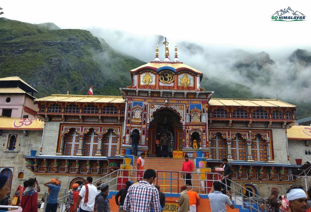 Panch Badri Tour - Badrinath