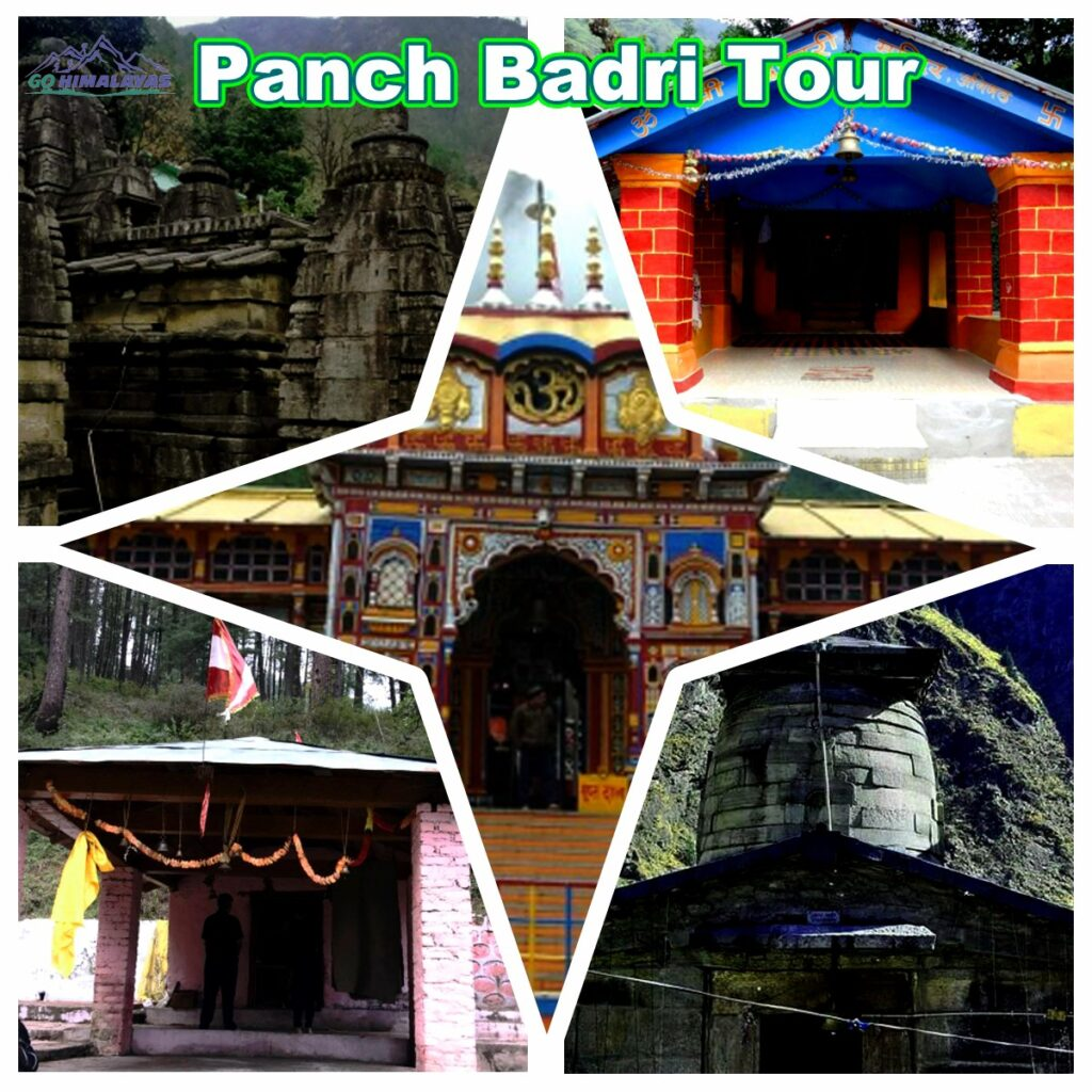 Panch Badri Tour