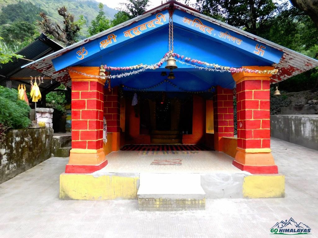 Panch Badri Tour - Vridh Badri