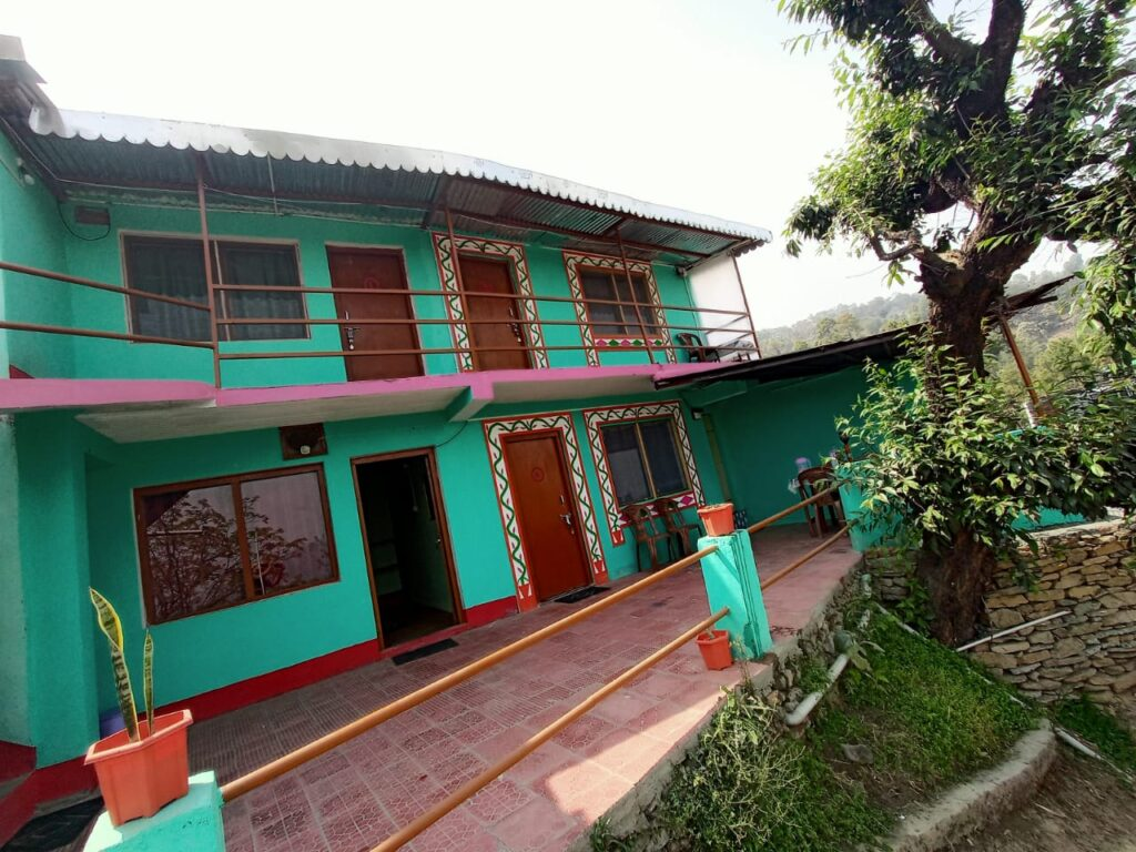 Home-Stay-in-Kausani