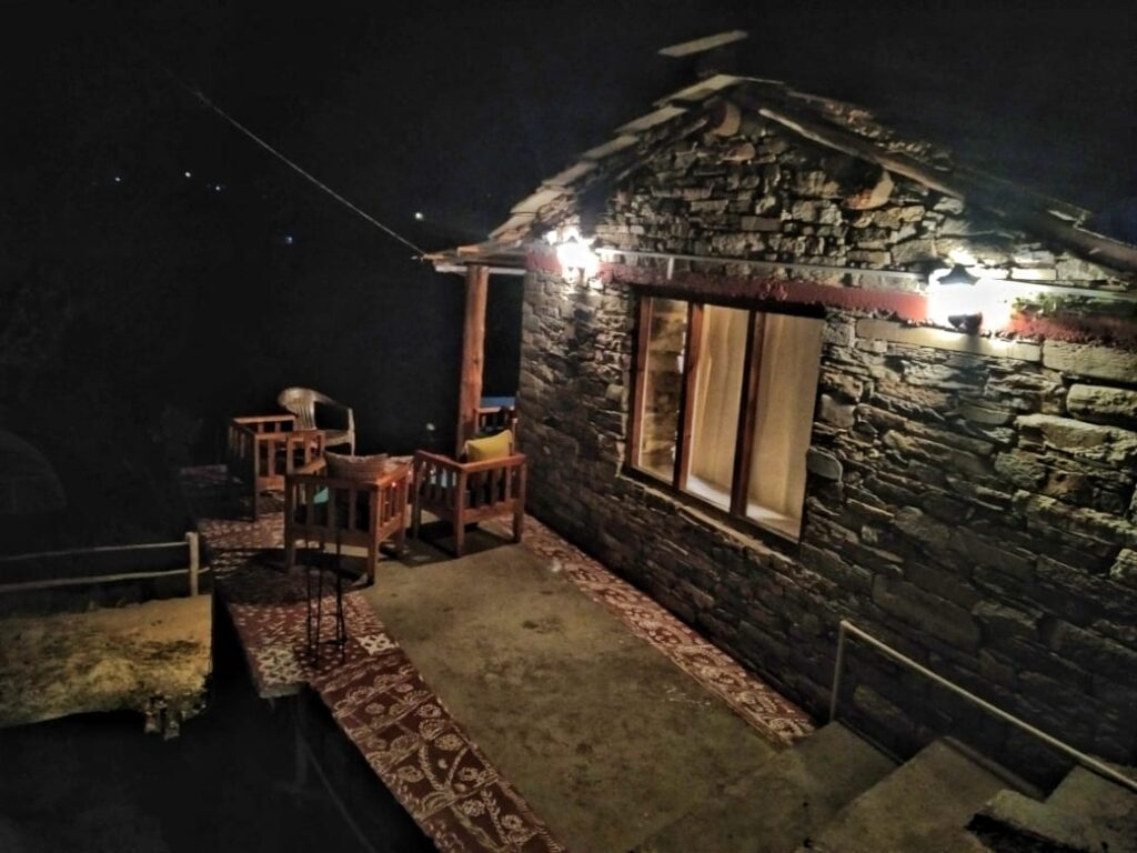 Home stay in Mukteshwar